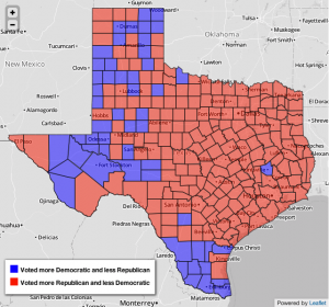 Texas Political Map | Business Ideas 2013